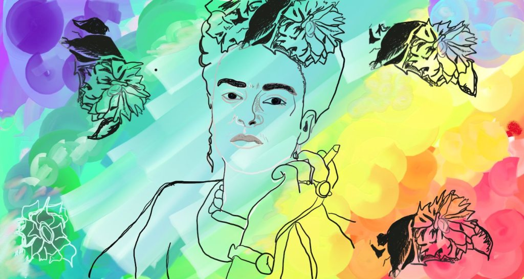 Frida Kahlo reimagined