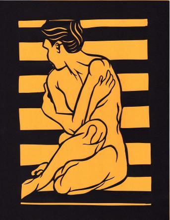 figure yellow